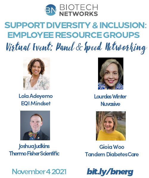 Support Diversity and Inclusion with an Employee Resource Group